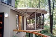 Фото 24 Пристроенная к дому веранда: расширяем полезное пространство (120+ лучших проектов)