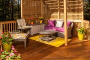 Фото 3 Пристроенная к дому веранда: расширяем полезное пространство (120+ лучших проектов)