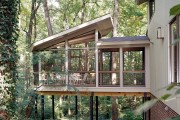 Фото 28 Пристроенная к дому веранда: расширяем полезное пространство (120+ лучших проектов)