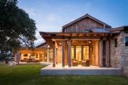 Фото 34 Пристроенная к дому веранда: расширяем полезное пространство (120+ лучших проектов)