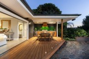 Фото 20 Пристроенная к дому веранда: расширяем полезное пространство (120+ лучших проектов)