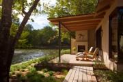 Фото 38 Пристроенная к дому веранда: расширяем полезное пространство (120+ лучших проектов)