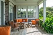Фото 8 Пристроенная к дому веранда: расширяем полезное пространство (120+ лучших проектов)