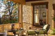 Фото 42 Пристроенная к дому веранда: расширяем полезное пространство (120+ лучших проектов)