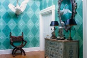 Фото 5 Обои в коридоре квартиры: 30+ вариантов для приветливого дизайна прихожей
