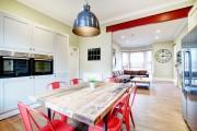 Фото 6 40+ Видов настенных часов на кухню: счастливые минуты и часы в уютном доме