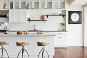Фото 9 65+ Видов настенных часов на кухню: счастливые минуты и часы в уютном доме