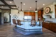 Фото 12 40+ Видов настенных часов на кухню: счастливые минуты и часы в уютном доме