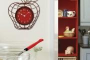 Фото 14 40+ Видов настенных часов на кухню: счастливые минуты и часы в уютном доме