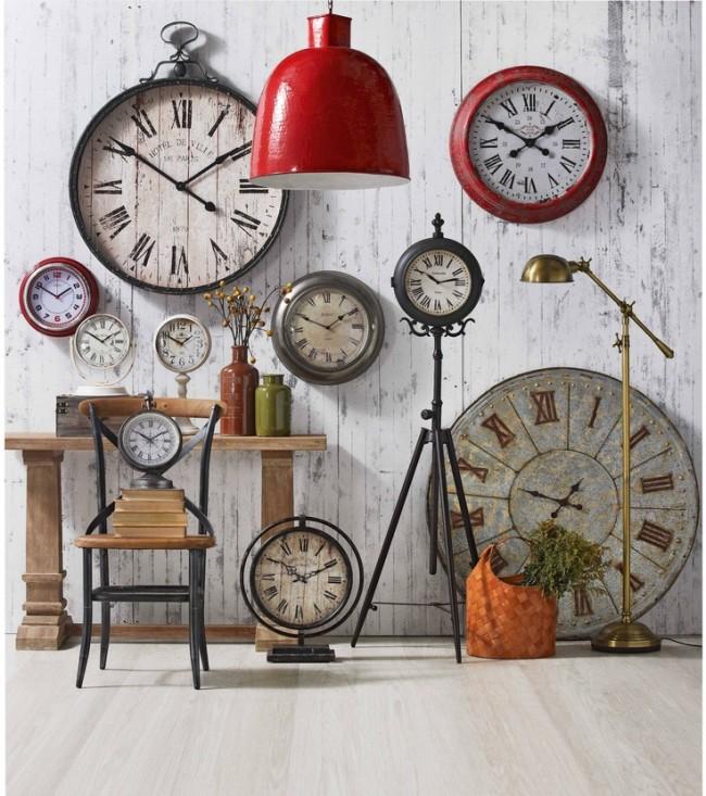 Часы на стену идеи