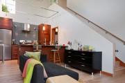 Фото 8 Дизайн гостиной совмещенной с кухней: полный обзор по всем стилям (фото)