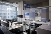 Фото 9 Дизайн гостиной совмещенной с кухней: полный обзор по всем стилям (фото)