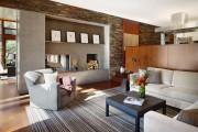 Фото 13 Дизайн гостиной совмещенной с кухней: полный обзор по всем стилям (фото)