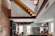 Фото 15 Дизайн гостиной совмещенной с кухней: полный обзор по всем стилям (фото)