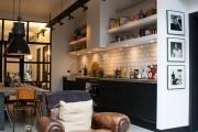 Фото 5 Дизайн гостиной совмещенной с кухней: полный обзор по всем стилям (фото)