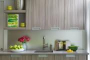 Фото 18 60+ Идей фартука для кухни из стекла: новое слово в отделке кухонных поверхностей (фото)