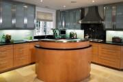 Фото 13 60+ Идей фартука для кухни из стекла: новое слово в отделке кухонных поверхностей (фото)