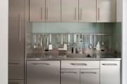 Фото 11 60+ Идей фартука для кухни из стекла: новое слово в отделке кухонных поверхностей (фото)