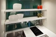 Фото 2 60+ Идей фартука для кухни из стекла: новое слово в отделке кухонных поверхностей (фото)