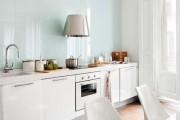 Фото 6 60+ Идей фартука для кухни из стекла: новое слово в отделке кухонных поверхностей (фото)