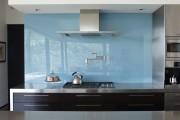 Фото 3 60+ Идей фартука для кухни из стекла: новое слово в отделке кухонных поверхностей (фото)
