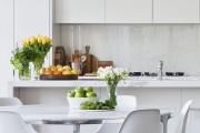 Фото 5 60+ Идей фартука для кухни из стекла: новое слово в отделке кухонных поверхностей (фото)