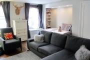 Фото 9 40+ Идей интерьера однокомнатной квартиры: как добиться комфортного минимализма