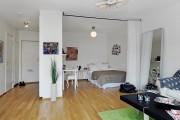 Фото 10 40+ Идей интерьера однокомнатной квартиры: как добиться комфортного минимализма