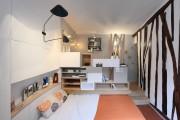 Фото 13 40+ Идей интерьера однокомнатной квартиры: как добиться комфортного минимализма