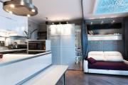 Фото 14 40+ Идей интерьера однокомнатной квартиры: как добиться комфортного минимализма
