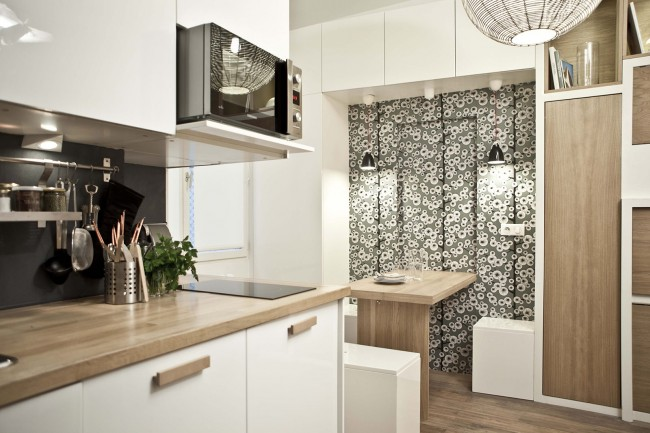 Маленькую квартиру можно сделать комфортной и уютной, если подойти к делу с умом и постараться использовать каждый сантиметр