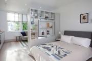 Фото 18 40+ Идей интерьера однокомнатной квартиры: как добиться комфортного минимализма