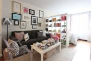 Фото 20 40+ Идей интерьера однокомнатной квартиры: как добиться комфортного минимализма