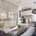 40+ Идей интерьера однокомнатной квартиры: как добиться комфортного минимализма фото