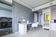 Фото 24 40+ Идей интерьера однокомнатной квартиры: как добиться комфортного минимализма