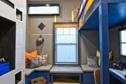 Фото 14 Кровать-чердак с рабочей зоной для подростка: 50 фото оптимизированного пространства