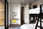 Фото 10 Кровать-чердак с рабочей зоной для подростка: 50 фото оптимизированного пространства