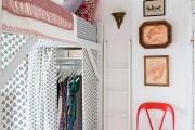 Фото 20 Кровать-чердак с рабочей зоной для подростка: 50 фото оптимизированного пространства