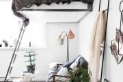 Фото 21 Кровать-чердак с рабочей зоной для подростка: 50 фото оптимизированного пространства