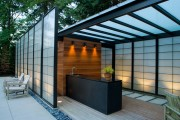 Фото 5 Летняя кухня на даче: варианты организации пространства
