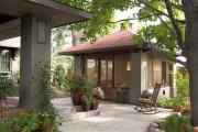 Фото 6 Летняя кухня на даче: варианты организации пространства