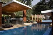 Фото 7 Летняя кухня на даче: варианты организации пространства