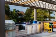 Фото 9 Летняя кухня на даче: варианты организации пространства
