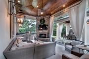 Фото 20 Летняя кухня на даче: варианты организации пространства