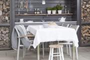 Фото 28 Летняя кухня на даче: варианты организации пространства