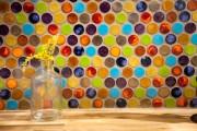 Фото 14 55 Арт идей мозаики своими руками в саду и интерьере