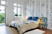 Фото 23 Комбинированные обои для зала: как оригинально оформить комнату?