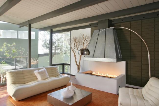 Современный дизайн интерьера, предполагает использование современных материалов в отделке помещений, при помощи которых можно создать уютный, красивый и удобный дом