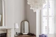 Фото 2 Шикарные реализации туалетного столика с зеркалом в интерьере (фото)