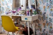 Фото 3 Шикарные реализации туалетного столика с зеркалом в интерьере (фото)